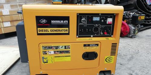 Generador A Diesel De 8 Kva C/tablero Jiang Don
