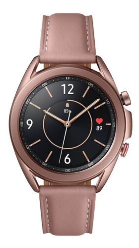 Smartwatch Galaxy Watch3 Samsung 41mm 8gb 1gb Ram