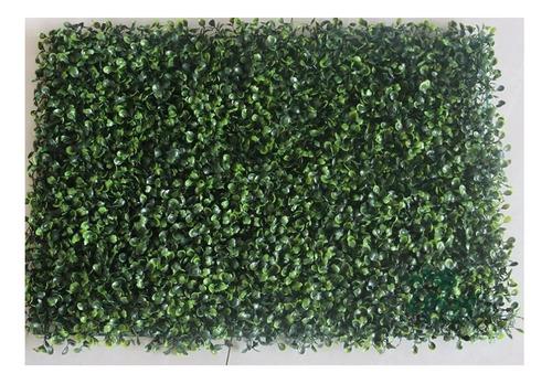 Césped Artificial Panel Jardin Vertical 40 X60 Cm