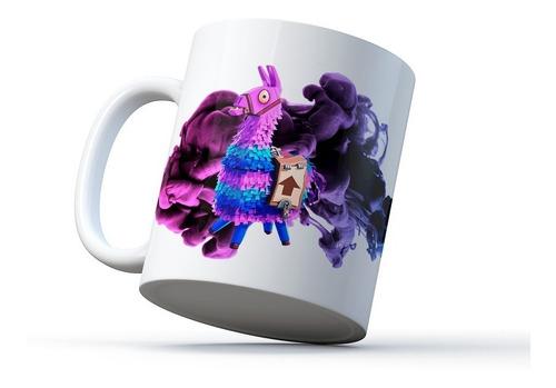 Mug Fortnite Piñata [envío Gratis]