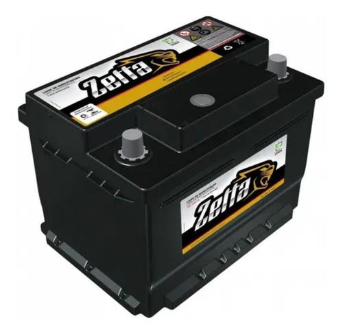Bateria Zetta 60ah  Black Friday