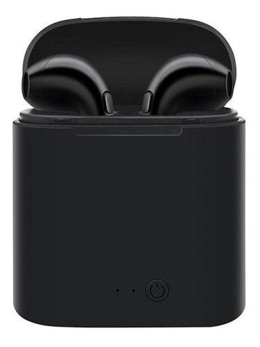 Audífonos In-ear Inalámbricos I7s Tws Negro