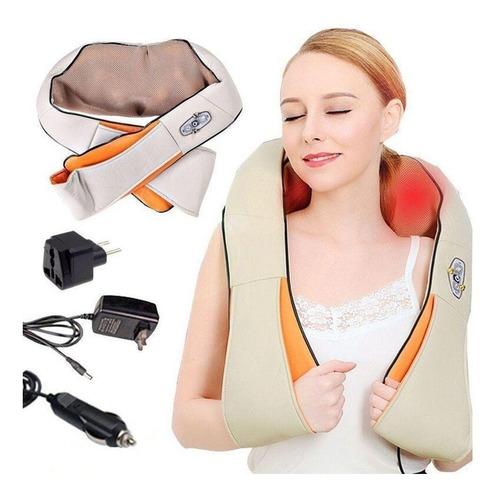Masajeador Eléctrico Cervical Para Cuello Spa B74308