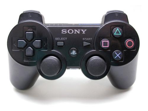 Controle Ps3 Dualshock 3 E Sixaxis   Original Raridade