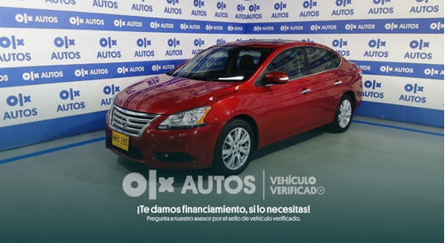 Nissan Sentra 2015 B17 Exclusive Tp 1.8l 2ab Abs Ct