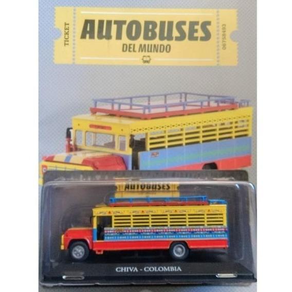 Autobuses Del Mundo Numero 5 Colombia