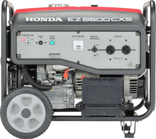 Generador Honda 5.5 Kva Ez6500cxs