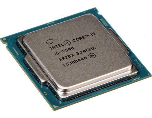 Processador Gamer Intel Core I5-6500 Cm8066201920404 De 4 Núcleos E 3.2ghz De Frequência Com Gráfica Integrada