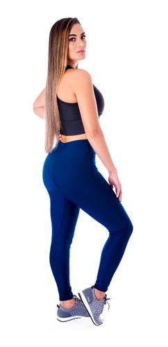 Calça Legging Suplex Academia Fitness Caminhada
