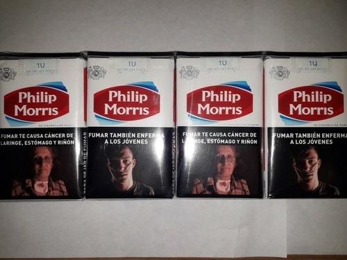 Cartón Philli Morris Común X 20