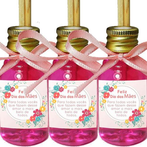 50 Mini Aromatizador Lembrancinhas Para Dia Das Mães