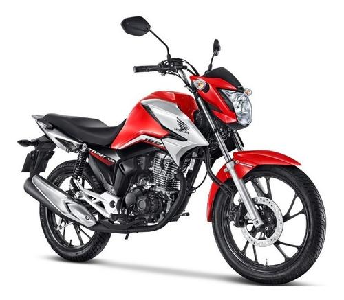 Honda Cg 160 Titan 2022 - Vermelho