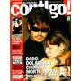Revista Contigo 1446/03 Sandy E Jr/malu Mader/eva Wilma