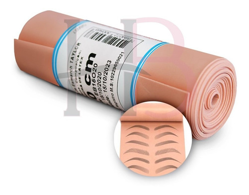 Faixa Smarch Taylor - Pele Treinamento Micropigmentação 10cm