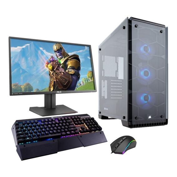 Pc Armada Gamer Amd A8 9600 Video R7 8gb Ram Hdmi W10 64