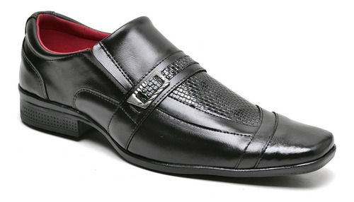Sapato Social Tamanho Especial Grande 47 48 Masculino Couro