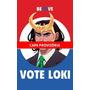 Livro Vote Loki