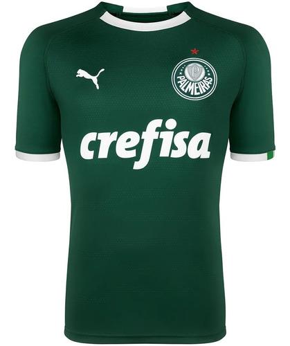 Camisa Puma Palmeiras I Verde Oficial Original Promoção