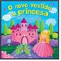 Livro O Vestido Novo Da Princesa