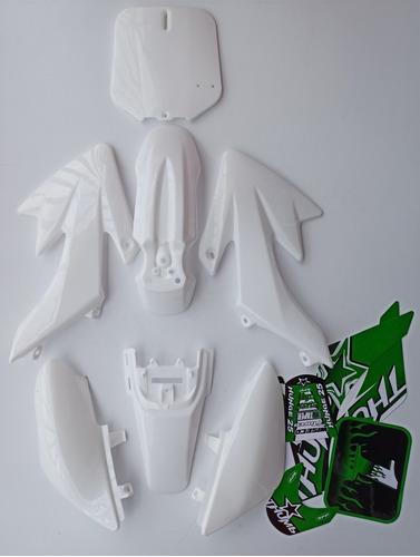 Kit Carenagem Mini Moto Cross Motor 50cc/100cc Pro Tork