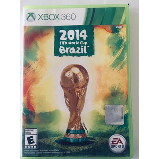 Juego Fifa World Cup Brazil 2014 X-box 360 Original Fisico