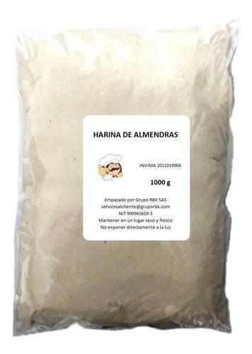 Harina De Almendras 1 Kg