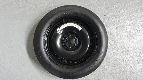 Rueda Temporal Goodyear 165/80/17 Original Jeep Sin Uso