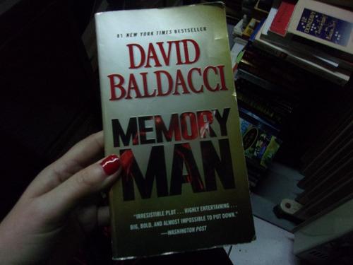 Memory Man David Baldacci