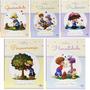 Coleção Descobrindo Valores 5 Livros Com Valores P/ A Vida
