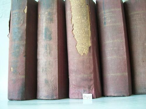 Obras Completas De Marco Tulio Ciceron - Vida Y Discursos