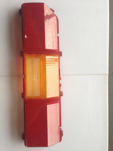 Lente Traseira Lanterna Mustang 1974 A 1978 Lado Esquerdo Lê Original