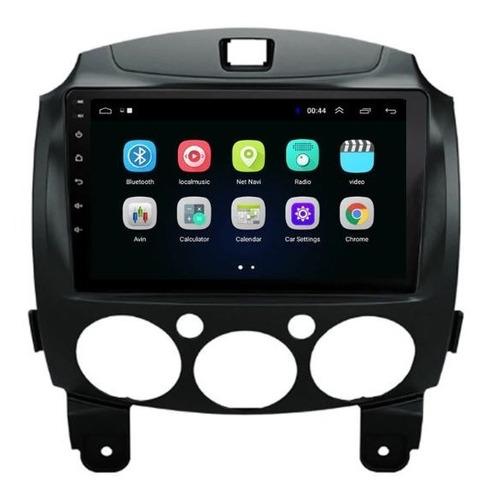Radio Mazda 2  2007-14 Android 10; Gps 2 Gigas Pantalla Ips