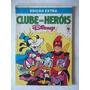 Gibi Hq 173 Edição Extra Clube Dos Heróis Disney Abril 1987