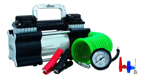 Compresor De Aire Mini Batería Portátil Slime 40026 12v