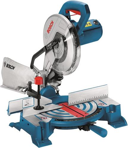 Serra Esquadria 10 Pol 1700 Watts Gcm-10x Bosch