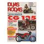 Duas Rodas N°245a Edição Especial Só Honda Cg 125
