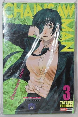Chainsaw Man # 3 - Panini - Manga