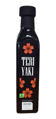 Salsa Teriyaki Hashi 250 Ml Para Sushi Cocina Japonesa