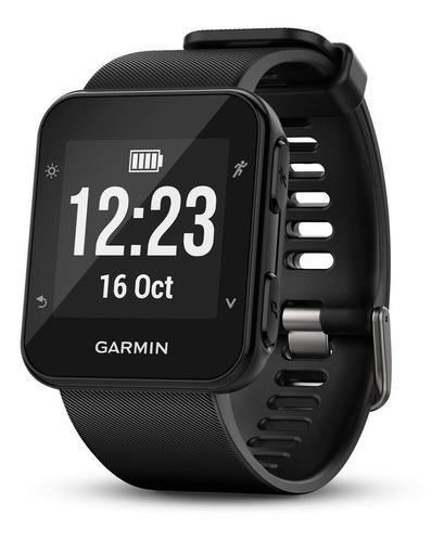 Relógio Smartwatch Garmin Forerunner 35 Preto