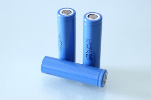 Baterias De Litio 18650