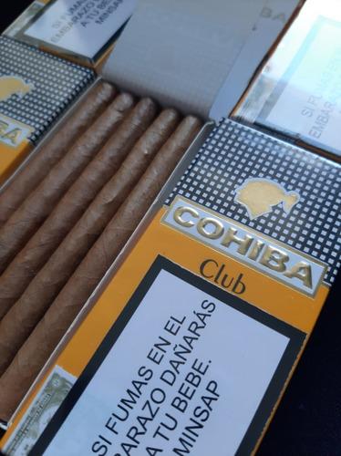 Cohiba Club 10 Cubanos