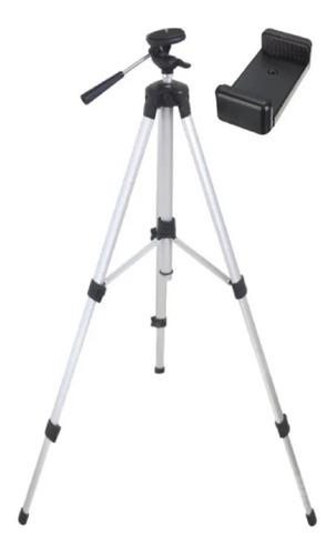 Tripode Celular Camara Fotografia 1,50 Mts Extensible