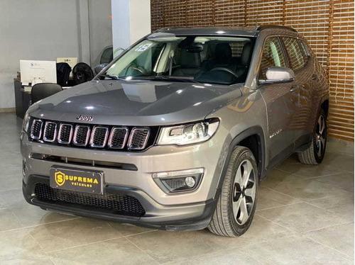 Jeep Compass Longitude 2.0 Flex  Aut - 2018