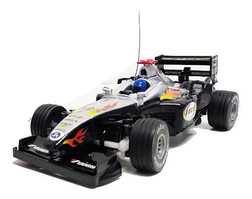 Carrinho Controle Remoto Formula 1 Menino Bateria Grátis