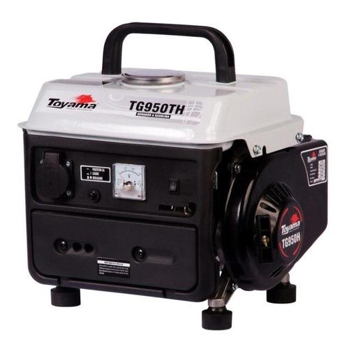 Gerador De Energia À Gasolina 800w Th950th Toyama