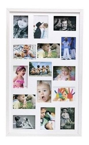 Quadro Painel Multifotos C/vd 15 Fotos 10x15 Ideal Disjuntor