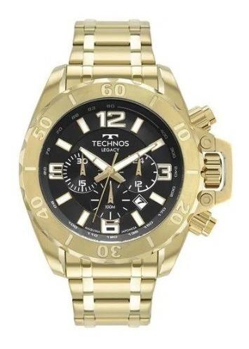 Relógio Technos Masculino Original Aço Inoxidável Js25cq/1p