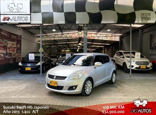 Suzuki Swift 1.4 A/t 2013