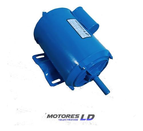 Motor Monofásico 2 Hp 1450 Rpm Alto Par Trabajo Continuo