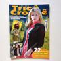 Revista Coleção Tricô Crochê Casaco Poncho Echarpe Bb869